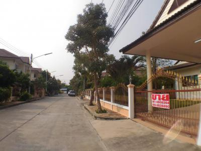 บ้านเดี่ยว 3600000 สุพรรณบุรี เมืองสุพรรณบุรี รั้วใหญ่
