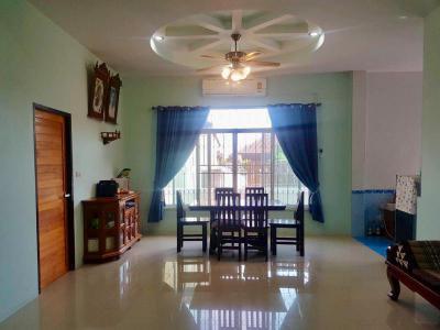 บ้านเดี่ยว 3450000 สุพรรณบุรี เมืองสุพรรณบุรี รั้วใหญ่